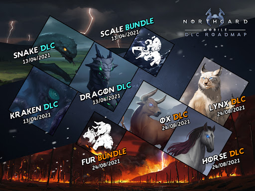 Northgard  screenshots 17