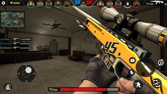 Real Commando Action Shooting Games - Gun Games 3D 1.1 Pc-softi 12