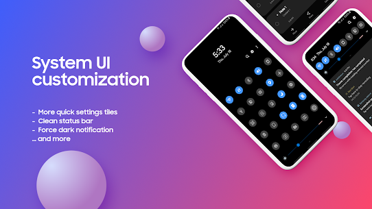 Complete One UI – Substratum System Mods v2.6.2a [Patched] 2