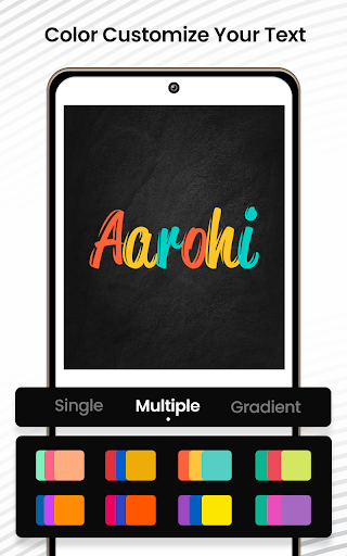 Text Art - Style Text On Photo & Your Name Art screenshots 2