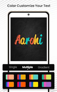 Text Art – Style Text On Photo & Your Name Art (Premium) 2