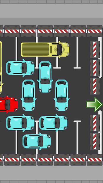 unblock car parking screenshot 3