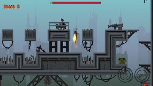 slip gear: 2d pixel platformer screenshot 3