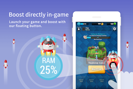 Dr Booster Boost Game Speed Apps On Google Play