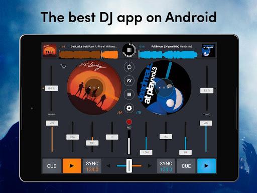 Cross DJ Free - dj mixer app 3.5.8 Screenshots 7