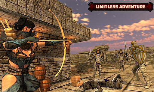 American Ninja Sword Fight with Assassin Warrior 2.0.7 screenshots 3