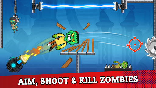 Zombie Ragdoll - Zombie Games 2.3.6 screenshots 1