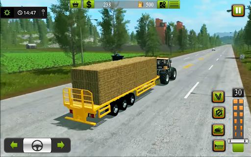 Supreme tractor farming - modern farm games 2021  screenshots 18