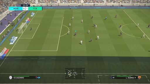 Dream Mobile Soccer 2020 1.4 screenshots 1
