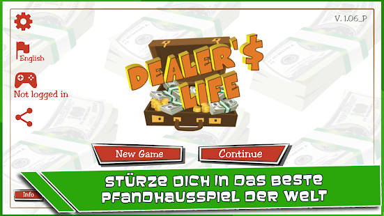 Dealer's Life - Pfandhaus-Tycoon Screenshot