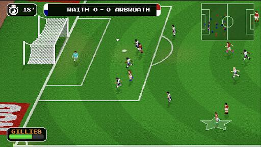 Retro Goal apktreat screenshots 2