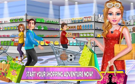 supermarket shopping cash register cashier games screenshot 3
