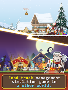 Cooking Quest VIP Mod Apk Food Wagon Adventure (Unlimited Gold) 9