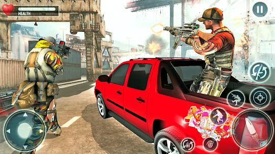 Bravo Shooter: Gun Fire Strike Mod Apk 1.49 (A Lot of Money) 3
