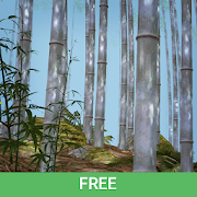 Bamboo Forest 3D Live Wallpaper/Screen Saver Free
