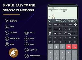 HiEdu Scientific Calculator He-580