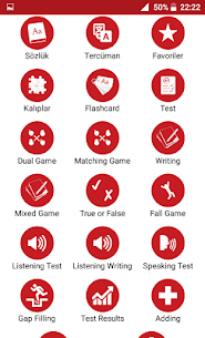 Turkish – Russian : Dictionary & Education 5.2 Mod + Data for Android 1