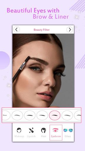 You Face Beauty Makeup & Blur Your Photo editor 20.0.0 Screenshots 7