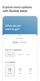 Airbnb - A global travel community Screenshot