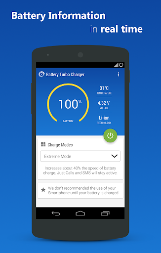 Battery Turbo | Charge Optimizer android2mod screenshots 1
