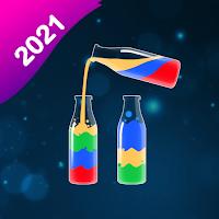 Water Sort Puzzle - Water Color Sort 2021