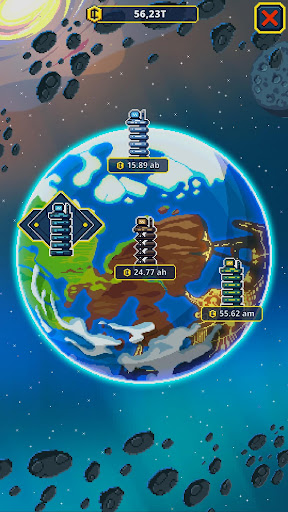 Idle Space Tycoon  screenshots 3