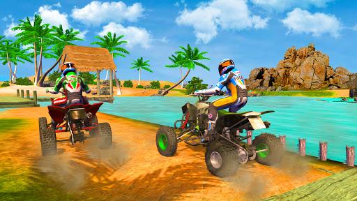 ATV Quad Bike Off-road Game :Quad Bike Simulator apktram screenshots 1