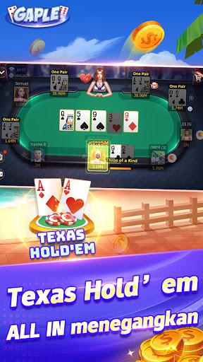 POP Gaple - Domino gaple Ceme BandarQQ Solt oline 1.15.0 screenshots 6