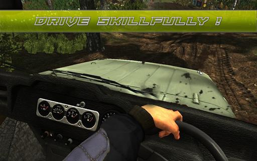 4x4 Turbo Jeep Racing Mania  screenshots 4