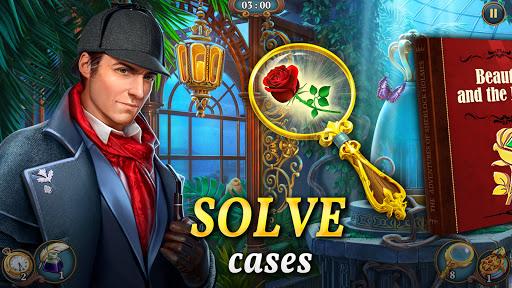 Sherlock:u00a0Mysteryu00a0Hiddenu00a0Objectsu00a0& Match-3 Cases 1.8.800 screenshots 11