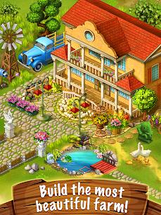 Jane's Farm: Farming Game – Build your Village 9