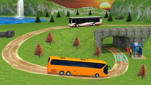 Offroad Bus Simulator 3d u2013 Mountain New Games 2021 20 screenshots 1