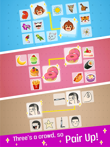 Pair Up - Match Two Puzzle Tiles! screenshots 6