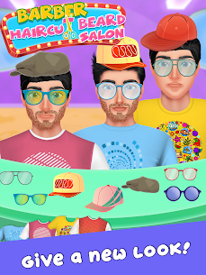 Barber Salon Beard & Hair Game 4