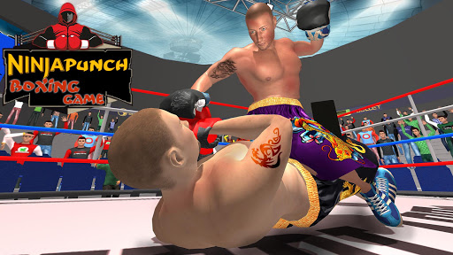 Ninja Fighter Punch Boxing Kung Fu Karate Warrior 1.0 screenshots 11