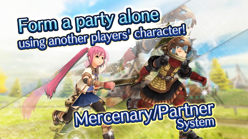 RPG Toram Online - MMORPG  poster 4