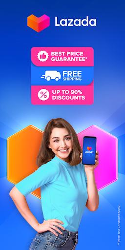Lazada - Online Shopping App apktram screenshots 1