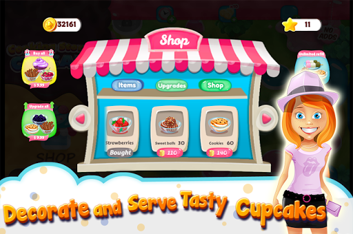 Cooking Story Cupcake 1.19 screenshots 4