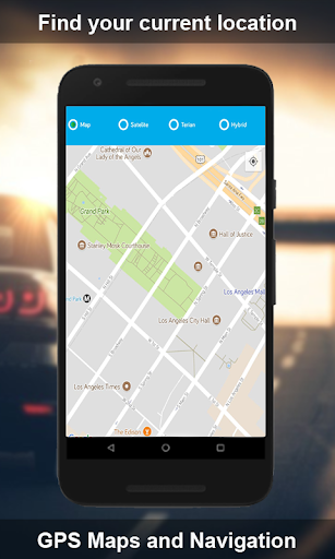 GPS Maps and Navigation 1.1.5 Screenshots 4