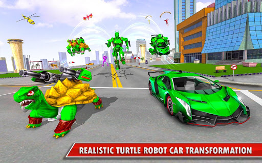 Turtle Robot Car Transform  screenshots 12