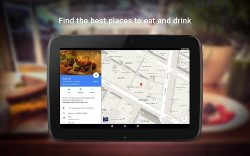 Google Maps - Navigate & Explore Screenshot