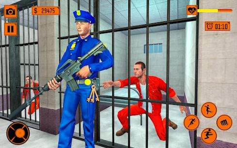 Grand Jail Break Prison Escape:New Prisoner Games 2