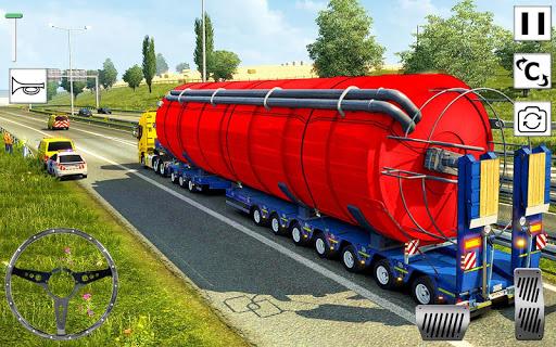 Euro Truck Driver 3D: Top Driving Game 2020 0.3 screenshots 12