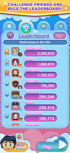 Disney Emoji Blitz - Disney Match 3 Puzzle Games  screenshots 8