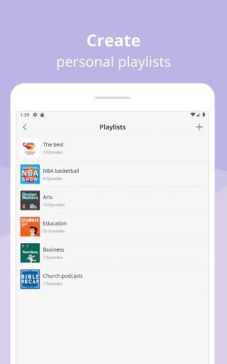 Podcast App & Podcast Player - Podbean 8.3.2 Screenshots 12