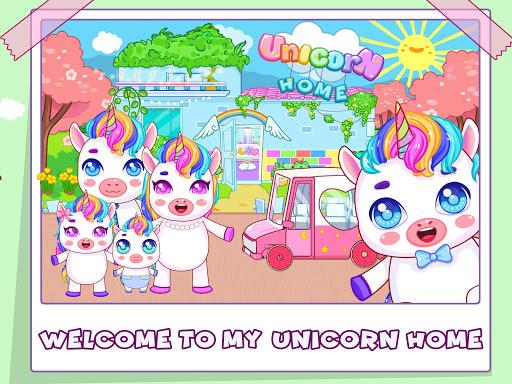 Mini Town: Unicorn Home 1.5 screenshots 1