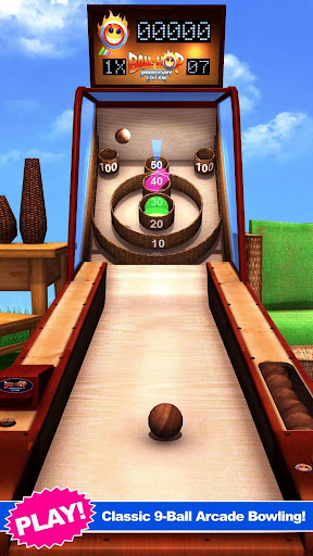 Ball Hop AE - King of the arcade bowling crew! modiapk screenshots 1