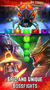 Spellblade: Match-3 MOD (Gold) 3