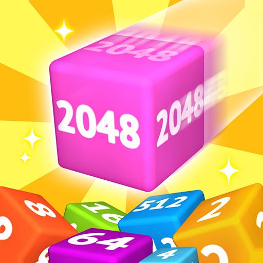 Happy Cube 2048 - merge 3D cube