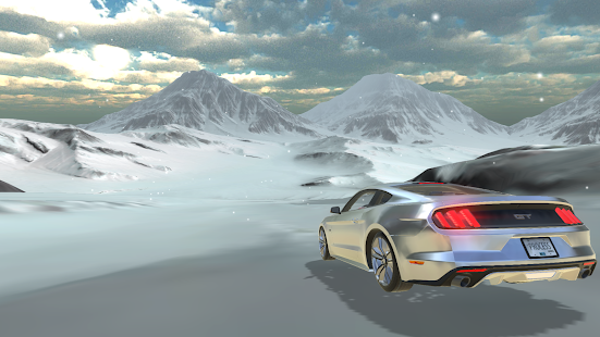 Mustang Drift Simulator Screenshot